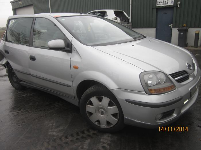 Nissan Almera Tino (V10M) 2.0 16V CVT (klik op de afbeelding voor de volgende foto)  (klik op de afbeelding voor de volgende foto)  (klik op de afbeelding voor de volgende foto)  (klik op de afbeelding voor de volgende foto)  (klik op de afbeelding voor de volgende foto)  (klik op de afbeelding voor de volgende foto)  (klik op de afbeelding voor de volgende foto)