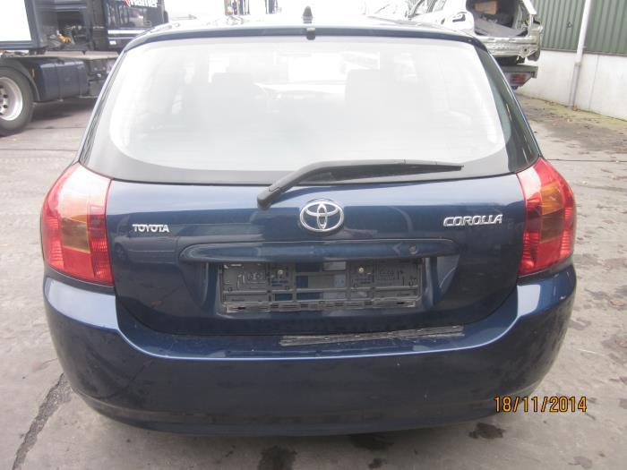Toyota Corolla (E12) 2.0 D-4D 16V 116 (klik op de afbeelding voor de volgende foto)  (klik op de afbeelding voor de volgende foto)  (klik op de afbeelding voor de volgende foto)  (klik op de afbeelding voor de volgende foto)