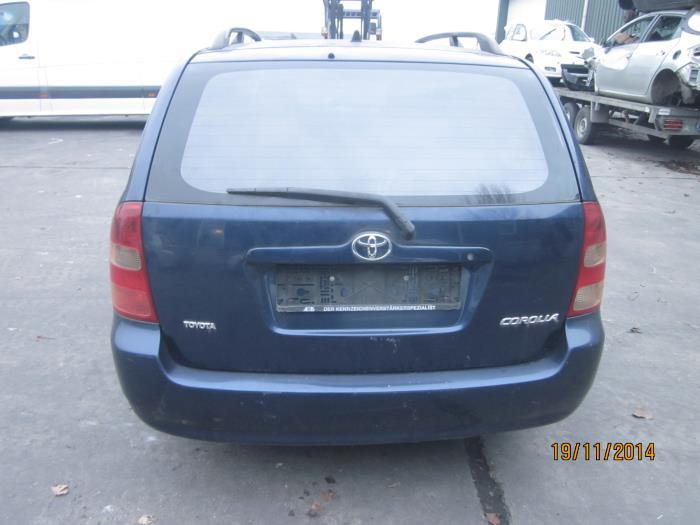Toyota Corolla Wagon (E12) 1.6 16V VVT-i (klik op de afbeelding voor de volgende foto)  (klik op de afbeelding voor de volgende foto)  (klik op de afbeelding voor de volgende foto)  (klik op de afbeelding voor de volgende foto)