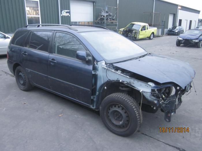 Toyota Corolla Wagon (E12) 1.6 16V VVT-i (Klicken Sie auf das Bild für das nächste Foto)  (Klicken Sie auf das Bild für das nächste Foto)  (Klicken Sie auf das Bild für das nächste Foto)  (Klicken Sie auf das Bild für das nächste Foto)  (Klicken Sie auf das Bild für das nächste Foto)  (Klicken Sie auf das Bild für das nächste Foto)  (Klicken Sie auf das Bild für das nächste Foto)