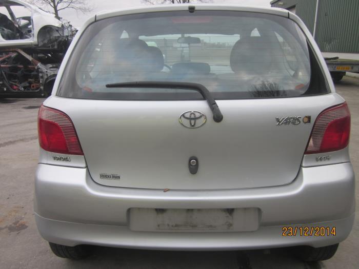 Toyota Yaris (P1) 1.0 16V VVT-i (Klicken Sie auf das Bild für das nächste Foto)  (Klicken Sie auf das Bild für das nächste Foto)  (Klicken Sie auf das Bild für das nächste Foto)  (Klicken Sie auf das Bild für das nächste Foto)