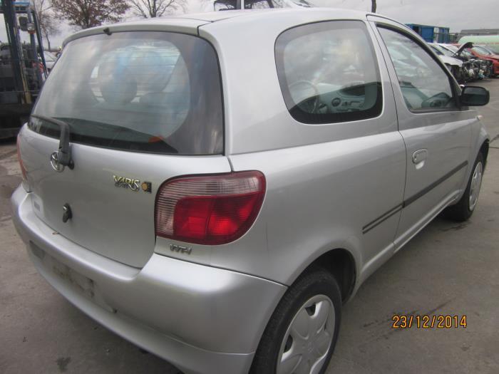 Toyota Yaris (P1) 1.0 16V VVT-i (Klicken Sie auf das Bild für das nächste Foto)  (Klicken Sie auf das Bild für das nächste Foto)  (Klicken Sie auf das Bild für das nächste Foto)  (Klicken Sie auf das Bild für das nächste Foto)  (Klicken Sie auf das Bild für das nächste Foto)