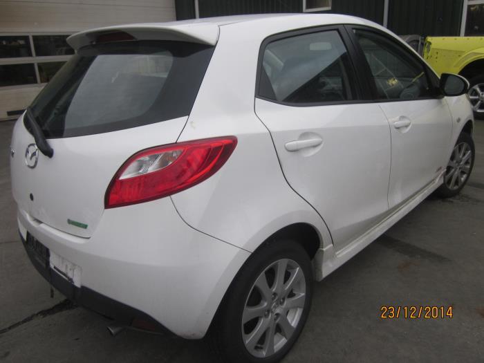 Mazda 2 (DE) 1.3 16V S-VT High Power (Klicken Sie auf das Bild für das nächste Foto)  (Klicken Sie auf das Bild für das nächste Foto)  (Klicken Sie auf das Bild für das nächste Foto)  (Klicken Sie auf das Bild für das nächste Foto)  (Klicken Sie auf das Bild für das nächste Foto)