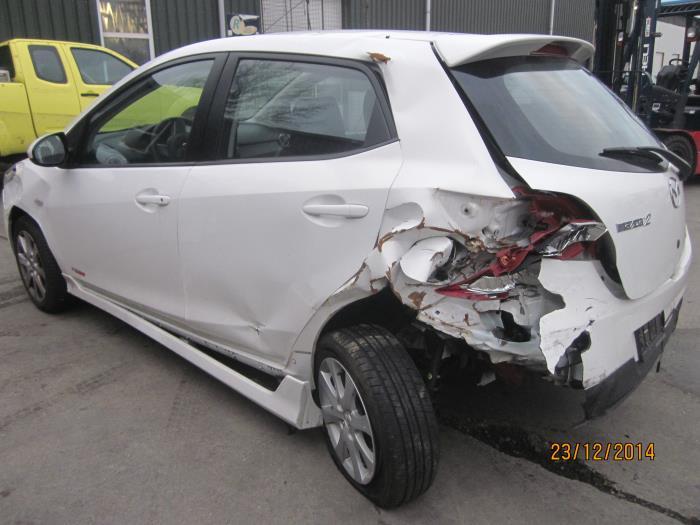 Mazda 2 (DE) 1.3 16V S-VT High Power (Klicken Sie auf das Bild für das nächste Foto)  (Klicken Sie auf das Bild für das nächste Foto)  (Klicken Sie auf das Bild für das nächste Foto)