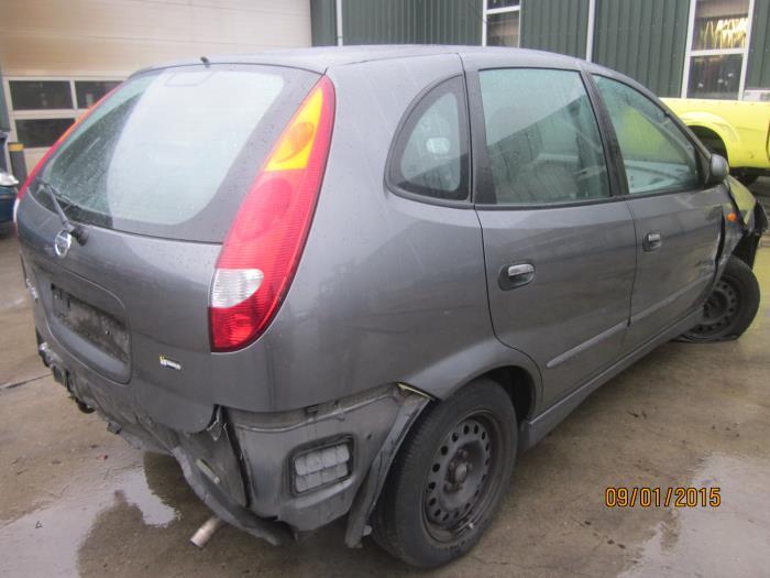 Nissan Almera Tino (V10M) 1.8 16V (Klicken Sie auf das Bild für das nächste Foto)  (Klicken Sie auf das Bild für das nächste Foto)  (Klicken Sie auf das Bild für das nächste Foto)  (Klicken Sie auf das Bild für das nächste Foto)  (Klicken Sie auf das Bild für das nächste Foto)