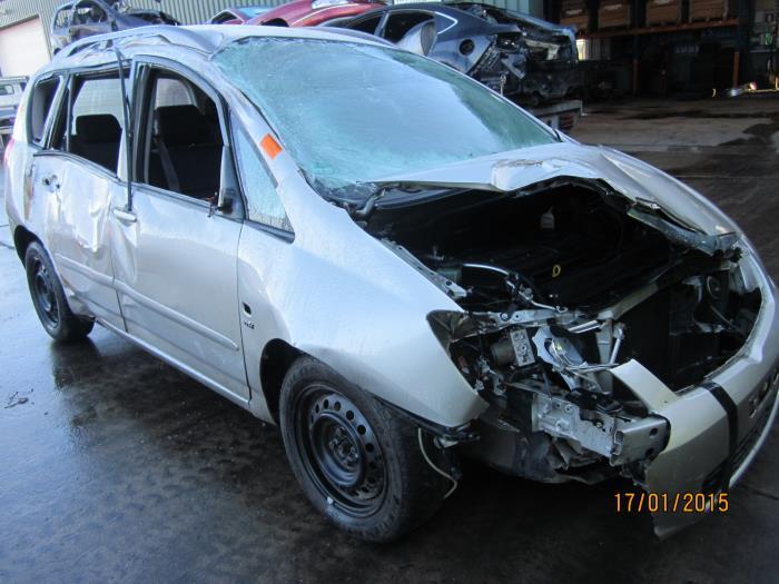 Toyota Corolla Verso (E12) 1.6 16V VVT-i (klik op de afbeelding voor de volgende foto)  (klik op de afbeelding voor de volgende foto)  (klik op de afbeelding voor de volgende foto)  (klik op de afbeelding voor de volgende foto)  (klik op de afbeelding voor de volgende foto)  (klik op de afbeelding voor de volgende foto)  (klik op de afbeelding voor de volgende foto)
