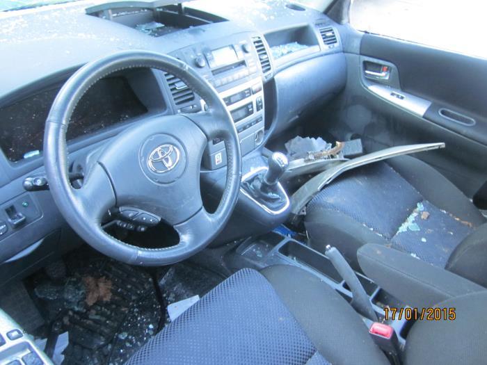Toyota Corolla Verso (E12) 1.6 16V VVT-i (Klicken Sie auf das Bild für das nächste Foto)  (Klicken Sie auf das Bild für das nächste Foto)  (Klicken Sie auf das Bild für das nächste Foto)  (Klicken Sie auf das Bild für das nächste Foto)  (Klicken Sie auf das Bild für das nächste Foto)  (Klicken Sie auf das Bild für das nächste Foto)  (Klicken Sie auf das Bild für das nächste Foto)  (Klicken Sie auf das Bild für das nächste Foto)  (Klicken Sie auf das Bild für das nächste Foto)