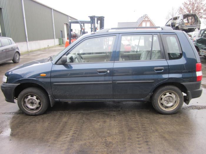 Mazda Demio 1.3 16V (Klicken Sie auf das Bild für das nächste Foto)  (Klicken Sie auf das Bild für das nächste Foto)