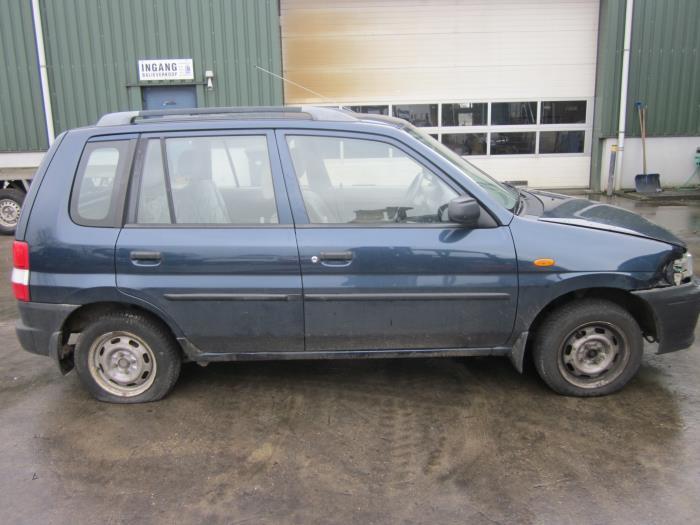 Mazda Demio 1.3 16V (Klicken Sie auf das Bild für das nächste Foto)  (Klicken Sie auf das Bild für das nächste Foto)  (Klicken Sie auf das Bild für das nächste Foto)  (Klicken Sie auf das Bild für das nächste Foto)  (Klicken Sie auf das Bild für das nächste Foto)  (Klicken Sie auf das Bild für das nächste Foto)