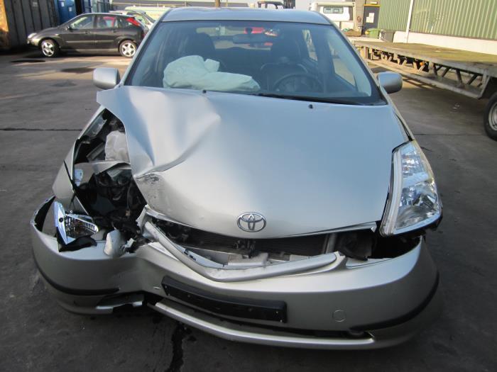 Toyota Prius (NHW20) 1.5 16V 2004 Bumpersteun rechts-achter (klik op de afbeelding voor de volgende foto)