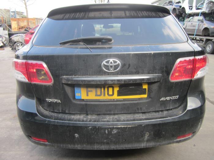 Toyota Avensis Wagon (T27) 2.0 16V D-4D-F (klik op de afbeelding voor de volgende foto)  (klik op de afbeelding voor de volgende foto)  (klik op de afbeelding voor de volgende foto)  (klik op de afbeelding voor de volgende foto)