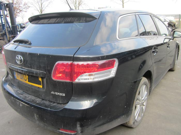 Toyota Avensis Wagon (T27) 2.0 16V D-4D-F (klik op de afbeelding voor de volgende foto)  (klik op de afbeelding voor de volgende foto)  (klik op de afbeelding voor de volgende foto)  (klik op de afbeelding voor de volgende foto)  (klik op de afbeelding voor de volgende foto)