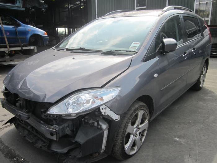 Mazda 5 (CR19) 2.0 CiDT 16V Normal Power (Klicken Sie auf das Bild für das nächste Foto)