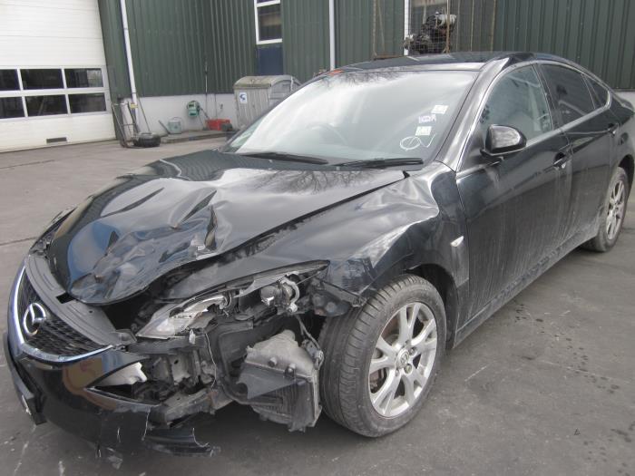 Mazda 6 Sport (GH14/GHA4) 2.0 CiDT 16V (klik op de afbeelding voor de volgende foto)