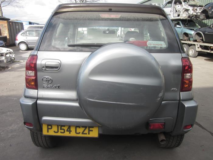Toyota RAV4 (A2) 2.0 16V VVT-i 4x4 (klik op de afbeelding voor de volgende foto)  (klik op de afbeelding voor de volgende foto)  (klik op de afbeelding voor de volgende foto)  (klik op de afbeelding voor de volgende foto)
