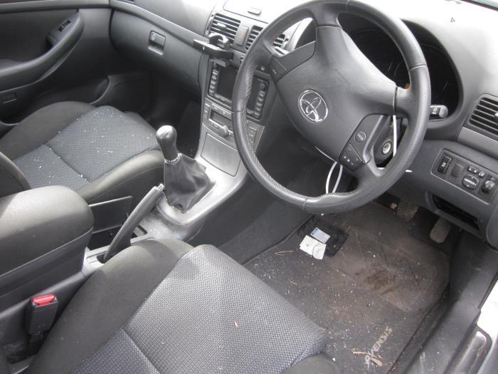 Toyota Avensis (T25/B1D) 1.8 16V VVT-i (Klicken Sie auf das Bild für das nächste Foto)  (Klicken Sie auf das Bild für das nächste Foto)  (Klicken Sie auf das Bild für das nächste Foto)  (Klicken Sie auf das Bild für das nächste Foto)  (Klicken Sie auf das Bild für das nächste Foto)  (Klicken Sie auf das Bild für das nächste Foto)  (Klicken Sie auf das Bild für das nächste Foto)  (Klicken Sie auf das Bild für das nächste Foto)  (Klicken Sie auf das Bild für das nächste Foto)  (Klicken Sie auf das Bild für das nächste Foto)