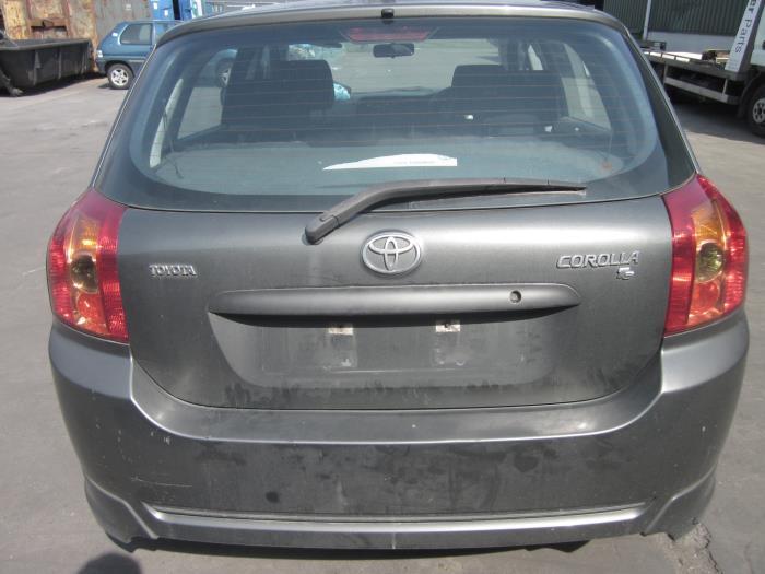 Toyota Corolla (E12) 1.6 16V VVT-i (Klicken Sie auf das Bild für das nächste Foto)  (Klicken Sie auf das Bild für das nächste Foto)  (Klicken Sie auf das Bild für das nächste Foto)  (Klicken Sie auf das Bild für das nächste Foto)