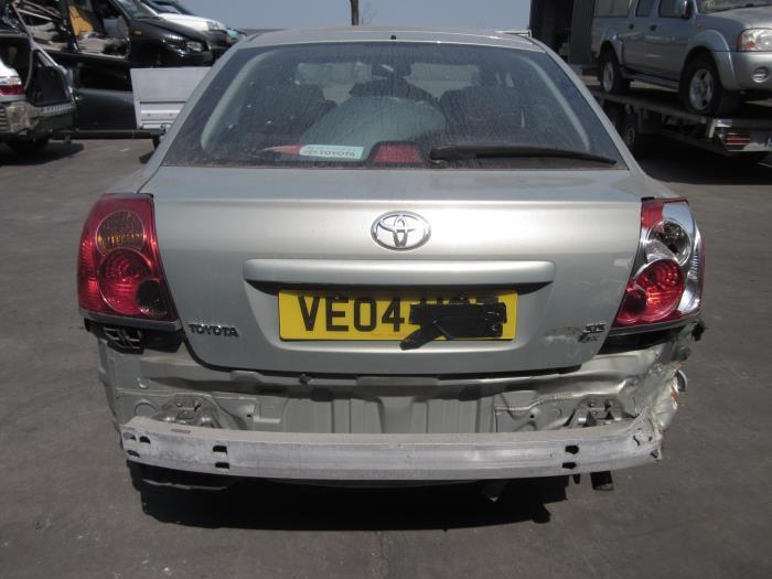 Toyota Avensis (T25/B1D) 1.8 16V VVT-i (Klicken Sie auf das Bild für das nächste Foto)  (Klicken Sie auf das Bild für das nächste Foto)  (Klicken Sie auf das Bild für das nächste Foto)  (Klicken Sie auf das Bild für das nächste Foto)