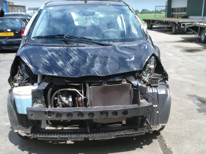 Toyota Aygo (B10) 1.0 12V VVT-i 2010 Motorsteun (klik op de afbeelding voor de volgende foto)