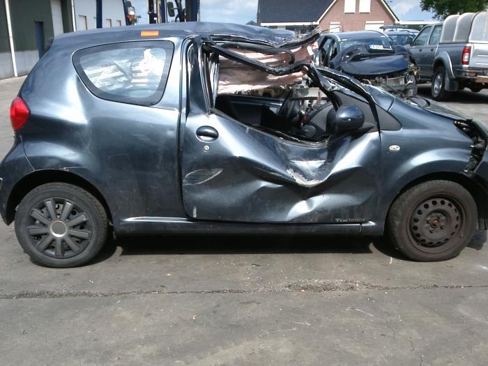 Ongekend Gebruikte Gasdemperset Achterklep voor Toyota Aygo bij Relder Parts EZ-66