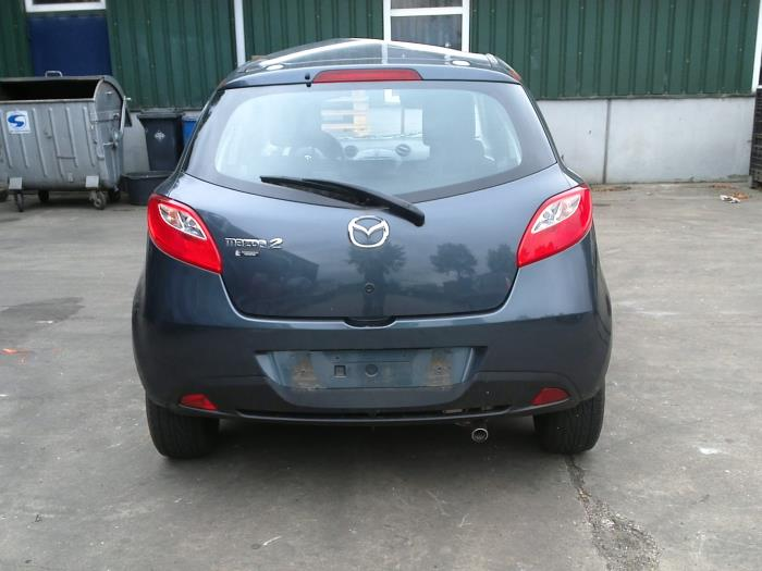 Mazda 2 (DE) 1.3 16V S-VT 2010 Motorrubber (klik op de afbeelding voor de volgende foto)