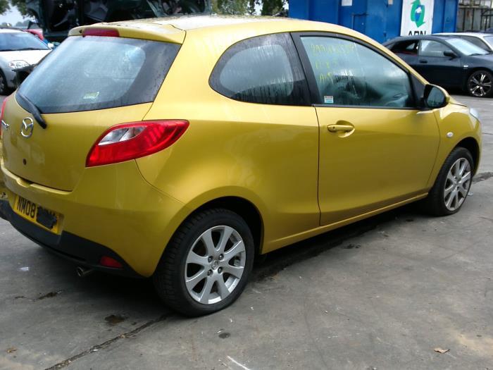 Mazda 2 (DE) 1.3 16V S-VT High Power 2009 Portier 2Deurs links (klik op de afbeelding voor de volgende foto)