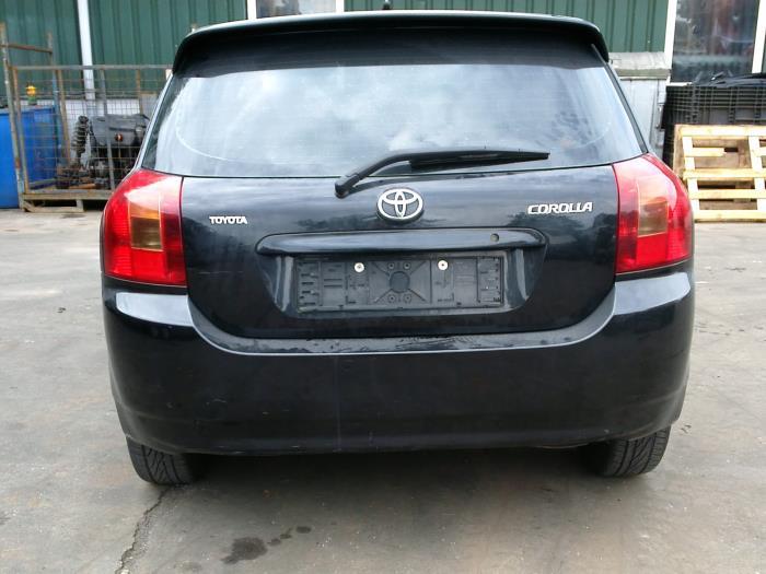 Toyota Corolla (E12) 2.0 D-4D 16V 116 2004 Gaspedaalpositie Sensor (klik op de afbeelding voor de volgende foto)