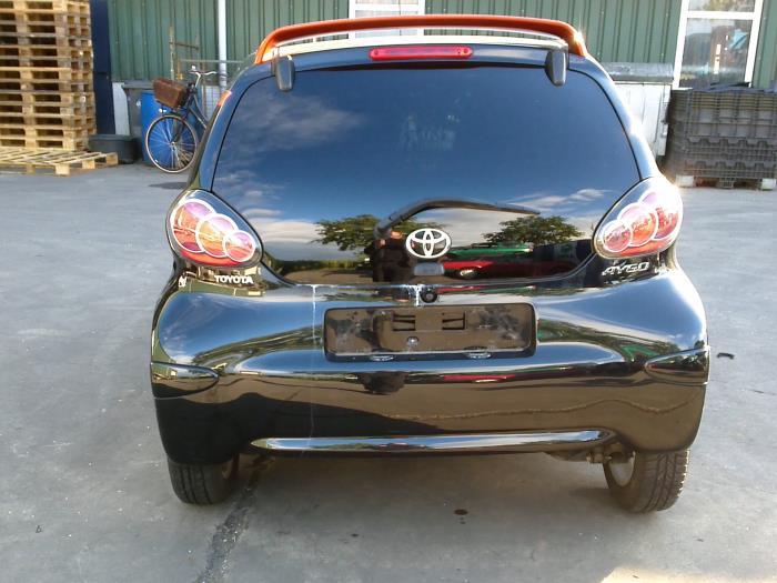 Toyota Aygo (B10) 1.0 12V VVT-i 2013 Motorsteun (klik op de afbeelding voor de volgende foto)