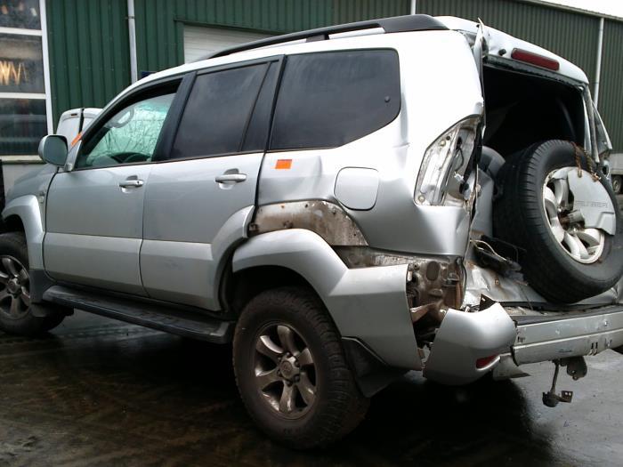 Toyota Land Cruiser (J12) 3.0 D-4D 16V 2008 Tussenas voor 4x4 (klik op de afbeelding voor de volgende foto)