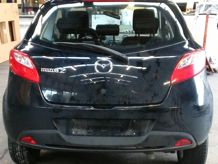 Mazda 2 (DE) 1.4 CDVi 16V (klik op de afbeelding voor de volgende foto)  (klik op de afbeelding voor de volgende foto)