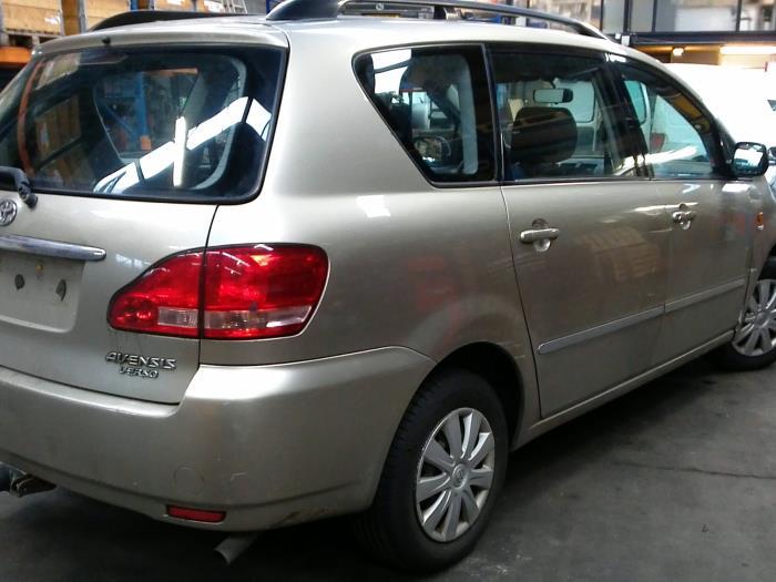 Toyota Avensis Verso (M20) 2.0 16V VVT-i D-4 (klik op de afbeelding voor de volgende foto)  (klik op de afbeelding voor de volgende foto)  (klik op de afbeelding voor de volgende foto)