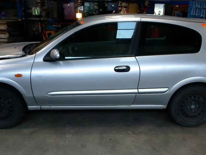 Nissan Almera (N16) 1.5 dCi (klik op de afbeelding voor de volgende foto)  (klik op de afbeelding voor de volgende foto)  (klik op de afbeelding voor de volgende foto)  (klik op de afbeelding voor de volgende foto)  (klik op de afbeelding voor de volgende foto)  (klik op de afbeelding voor de volgende foto)