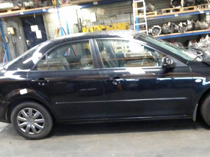 Mazda 6 (GG12/82) 2.0i 16V (klik op de afbeelding voor de volgende foto)  (klik op de afbeelding voor de volgende foto)  (klik op de afbeelding voor de volgende foto)  (klik op de afbeelding voor de volgende foto)