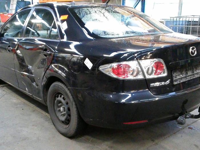 Mazda 6 (GG12/82) 2.0i 16V (klik op de afbeelding voor de volgende foto)