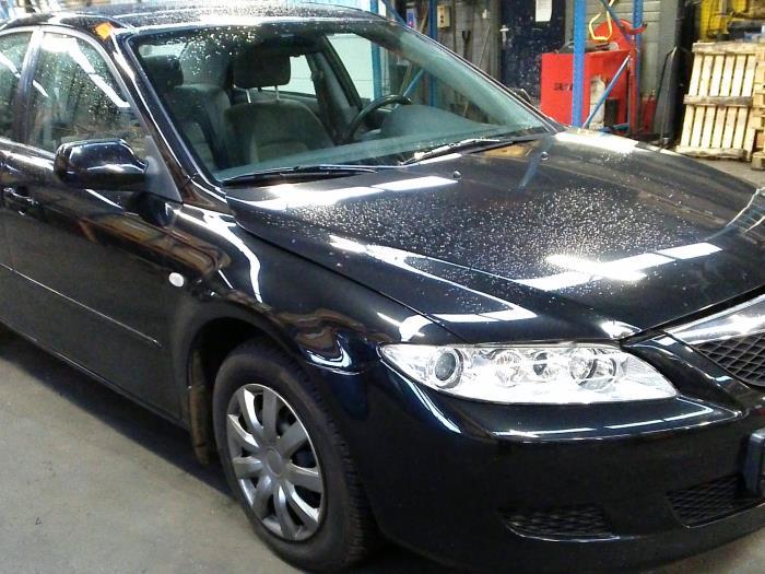 Mazda 6 (GG12/82) 2.0i 16V (klik op de afbeelding voor de volgende foto)  (klik op de afbeelding voor de volgende foto)  (klik op de afbeelding voor de volgende foto)  (klik op de afbeelding voor de volgende foto)  (klik op de afbeelding voor de volgende foto)