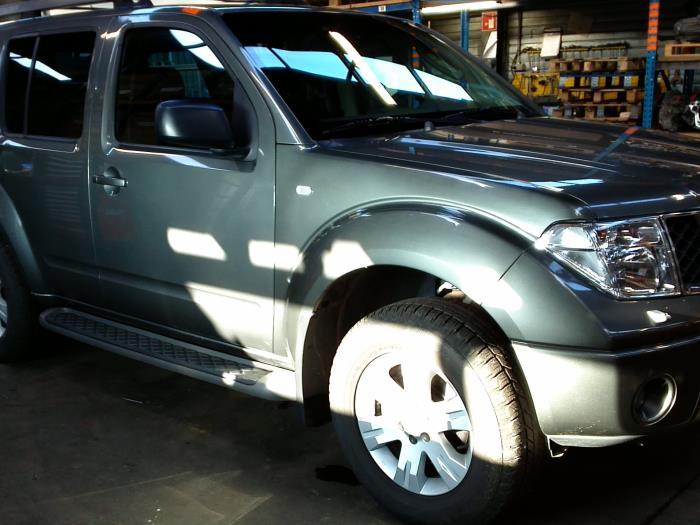Nissan Pathfinder (R51) 2.5 dCi 16V 4x4 (klik op de afbeelding voor de volgende foto)  (klik op de afbeelding voor de volgende foto)  (klik op de afbeelding voor de volgende foto)  (klik op de afbeelding voor de volgende foto)  (klik op de afbeelding voor de volgende foto)