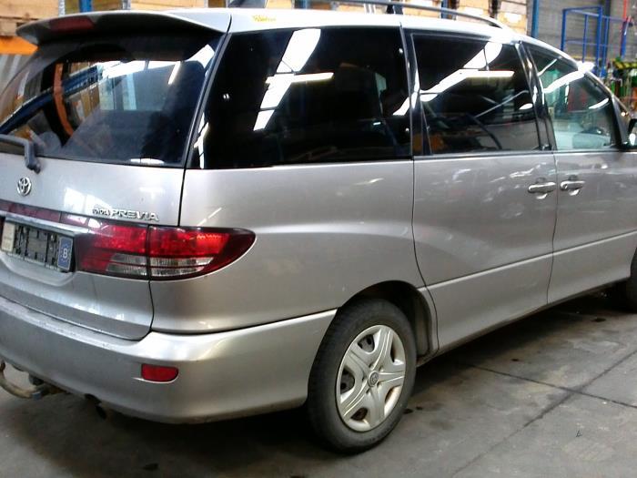 Toyota Previa (R3) 2.0 D-4D 16V (klik op de afbeelding voor de volgende foto)  (klik op de afbeelding voor de volgende foto)  (klik op de afbeelding voor de volgende foto)