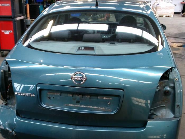 Nissan Primera (P12) 2.0 16V CVT (klik op de afbeelding voor de volgende foto)  (klik op de afbeelding voor de volgende foto)