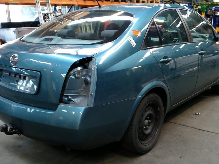 Nissan Primera (P12) 2.0 16V CVT (klik op de afbeelding voor de volgende foto)  (klik op de afbeelding voor de volgende foto)  (klik op de afbeelding voor de volgende foto)