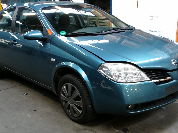 Nissan Primera (P12) 2.0 16V CVT (klik op de afbeelding voor de volgende foto)  (klik op de afbeelding voor de volgende foto)  (klik op de afbeelding voor de volgende foto)  (klik op de afbeelding voor de volgende foto)  (klik op de afbeelding voor de volgende foto)