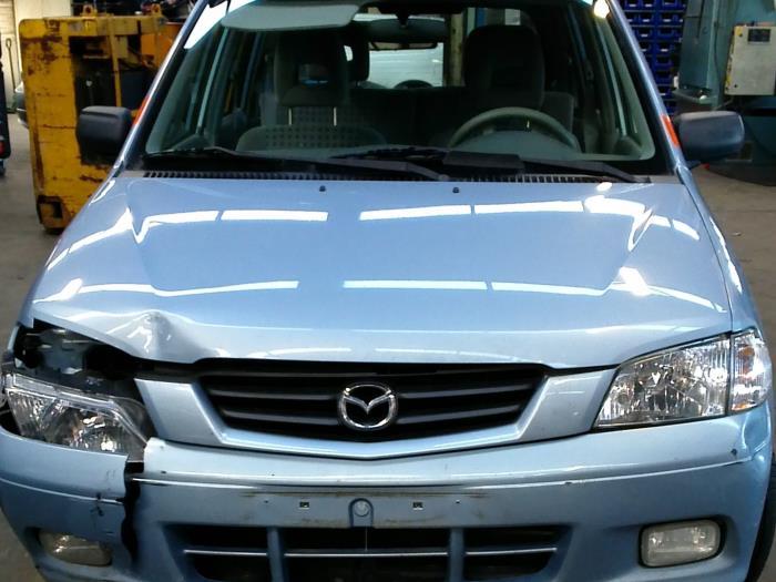 Mazda Demio 1.5 16V 2001 Startmotor (klik op de afbeelding voor de volgende foto)