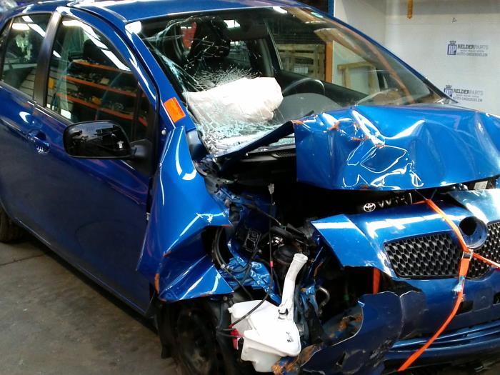 Toyota Yaris II (P9) 1.3 16V VVT-i (klik op de afbeelding voor de volgende foto)  (klik op de afbeelding voor de volgende foto)  (klik op de afbeelding voor de volgende foto)  (klik op de afbeelding voor de volgende foto)  (klik op de afbeelding voor de volgende foto)