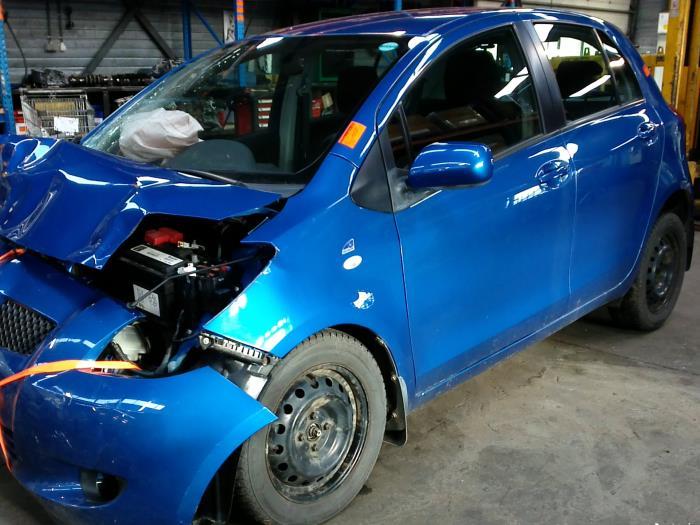Toyota Yaris II (P9) 1.3 16V VVT-i (klik op de afbeelding voor de volgende foto)  (klik op de afbeelding voor de volgende foto)  (klik op de afbeelding voor de volgende foto)  (klik op de afbeelding voor de volgende foto)  (klik op de afbeelding voor de volgende foto)  (klik op de afbeelding voor de volgende foto)  (klik op de afbeelding voor de volgende foto)  (klik op de afbeelding voor de volgende foto)