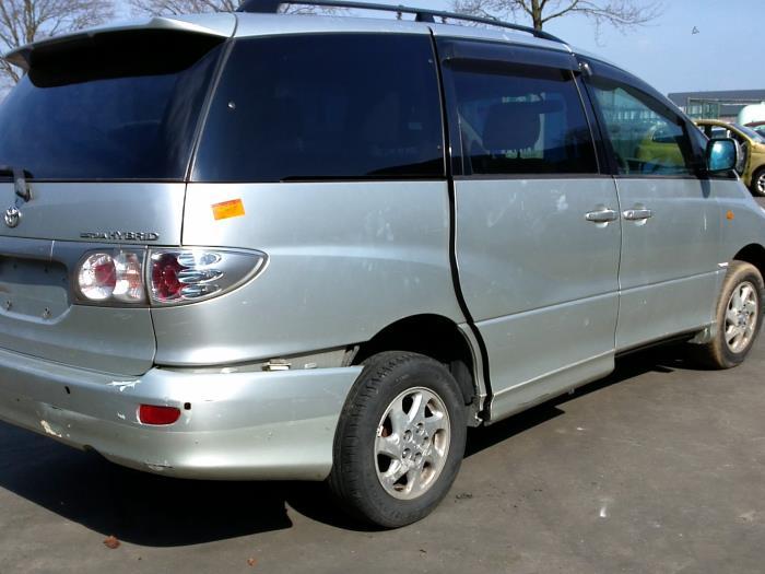 Toyota Previa (R3) 2.4i 16V VVT-i Kat. (klik op de afbeelding voor de volgende foto)  (klik op de afbeelding voor de volgende foto)  (klik op de afbeelding voor de volgende foto)