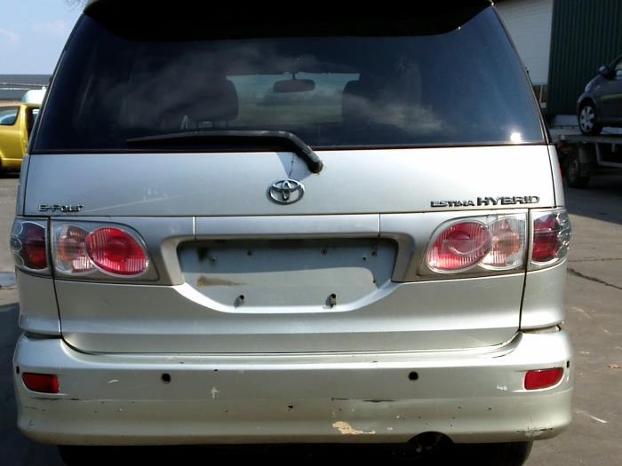 Toyota Previa (R3) 2.4i 16V VVT-i Kat. (klik op de afbeelding voor de volgende foto)  (klik op de afbeelding voor de volgende foto)