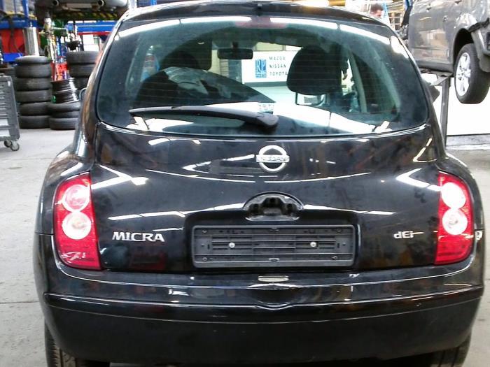 Nissan Micra (K12) 1.5 dCi 85 2008 Hoofdremcilinder (klik op de afbeelding voor de volgende foto)