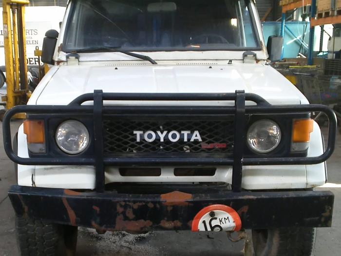 Toyota Land Cruiser (J7) 2.4 TD (klik op de afbeelding voor de volgende foto)  (klik op de afbeelding voor de volgende foto)  (klik op de afbeelding voor de volgende foto)  (klik op de afbeelding voor de volgende foto)  (klik op de afbeelding voor de volgende foto)  (klik op de afbeelding voor de volgende foto)