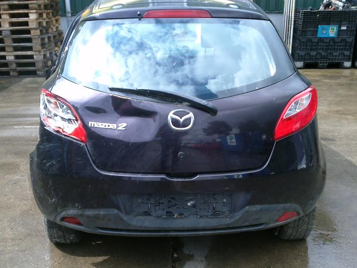 Mazda 2 (DE) 1.4 CDVi 16V (klik op de afbeelding voor de volgende foto)  (klik op de afbeelding voor de volgende foto)  (klik op de afbeelding voor de volgende foto)