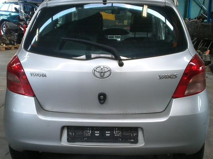 Toyota Yaris II (P9) 1.4 D-4D (klik op de afbeelding voor de volgende foto)  (klik op de afbeelding voor de volgende foto)