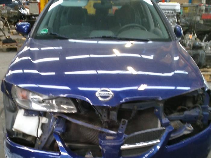 Nissan Almera (N16) 1.8 16V (klik op de afbeelding voor de volgende foto)  (klik op de afbeelding voor de volgende foto)  (klik op de afbeelding voor de volgende foto)  (klik op de afbeelding voor de volgende foto)  (klik op de afbeelding voor de volgende foto)  (klik op de afbeelding voor de volgende foto)